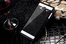 New Luxury Bling Glitter Rigid Cover Plastic Hard Case Cover For Mobile Phone