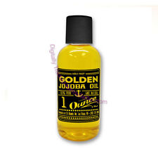 Hold Fast Golden Jojoba for Stretched Ear Lobes and Maintaining Flesh Tunnels