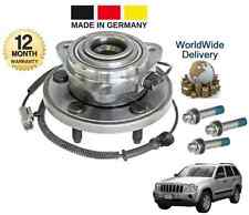 FOR JEEP GRAND CHEROKEE III 3.0 3.7 4.7 5.7 6.1 FRONT WHEEL BEARING HUB KIT
