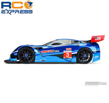 Pro-Line 1/8 Corvette C7.R Clear Body :GT Short Wheelbase PRM1551-40