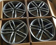 "21"" Wheels Set For Audi Q7 VW Touareg 21x9.5 Inch Rims Set Of (4)"