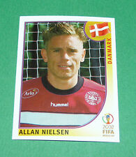 N°90 ALLAN NIELSEN DANMARK PANINI FOOTBALL JAPAN KOREA 2002 COUPE MONDE FIFA WC