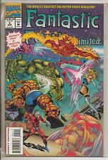 Marvel Comics Fantastic Four Unlimited #5 March 1994 Frightful Four VF+