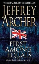 First Among Equals by Jeffrey Archer (Paperback, 2003)