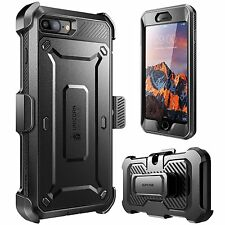 iPhone 7 SUPCASE Full-body Rugged Holster w/ Built-in Screen Protector  sw