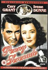 dvd PENNY SERENADE 1941 cary grant irene dunne EXCELLENT CONDITION DVD