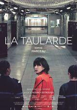 Affiche 40x60cm LA TAULARDE (2016) Sophie Marceau, Suzanne Clément, Le Ny EC