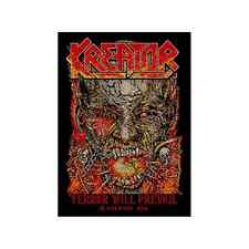 KREATOR Patch TERROR WILL PREVAIL closer to Heavy Metal ♫ ♪ Thrash ♫