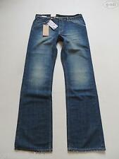 Mustang Jack Bootcut Jeans Hose W 33 /L 36, NEU ! HEAVY USED Denim, Extra Lang !