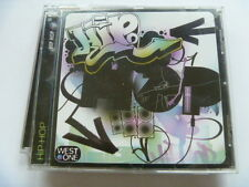 HIP HOP WEST ONE RARE LIBRARY SOUNDS MUSIC CD