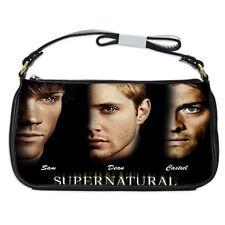SUPERNATURAL :TV SERIES Shoulder Clutch Bag/Purse/Handbag-NEW