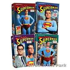 Adventures of Superman: Complete Series Seasons 1 2 3 4 5 6 Box/DVD Set(s) NEW!