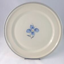 Rosenthal Winifred Chop Plate Platter Germany Blue Flowers 13""