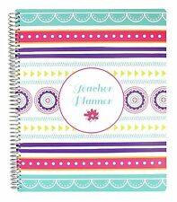 bloom daily planners Academic Year Undated Teacher Planner, Medallions