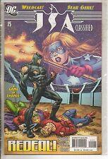 DC Comics JSA Classified #15 October 2006 Wildcat & Stargirl NM