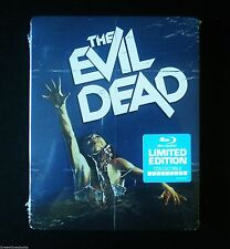 The Evil Dead (Blu-ray Disc, 2014) [Limited Edition Steelbook]Brand New