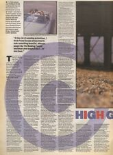 28/7/90 Pgn28 Article & Picture high Generation Primal Screams Trip Into Dance