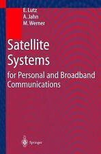 Satellite Systems for Personal and Broadband Communications-ExLibrary