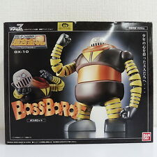 FO561 BANDAI SOUL OF CHOGOKIN GX-10 Mazinger Z BOSSBOROT Figure Robot / Godaikin