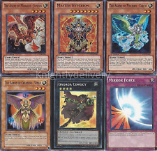 Agent Tournament Deck - Mirror Force - Gagaga Cowboy - Earth - NM - Yugioh