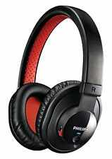 Philips SHB7000/28 Wireless or Wired Headphones Bluetooth Over-Ear Headset w Mic