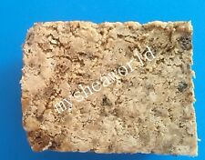 500g African Black Soap *made with Shea Butter*, Fair Trade