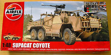 Airfix 1/48 Supacat Coyote Special Forces Vehicle - Zombie Post Apocalypse Games