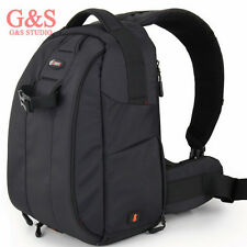 EIRMAI Black DSLR Camera Bag Messenger Shoulder Bag For Canon Nikon