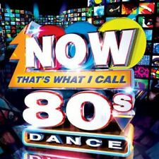 Various Artists - Now That's What I Call 80s Dance / Various [New CD] UK - Impor