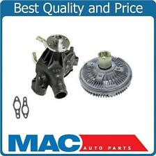 96-05 Chevrolet Astro 4.3L 100% All New Water Pump And Fan Clutch USM