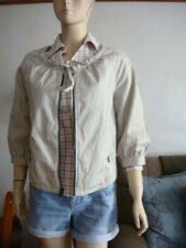 GAP blue striped jacket (pre-loved)