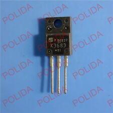 5PCS Transistor FUJISTU TO-220F 2SK3683 2SK3683-01MR K3683
