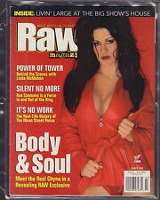 WWF Raw Magazine March 2000 Chyna, Big Show VG 042516DBE