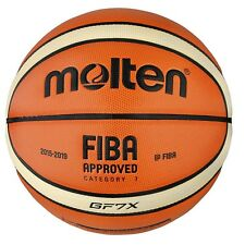 Molten GF7X Composite Leather Basketball (SIZE 7) | NEW!