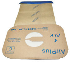 Generic Electrolux  4 Ply AirPlus Style C Vacuum Bags, 1 Case Contains 100 Bags