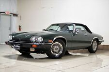 1990 Jaguar XJS Base Convertible 2-Door