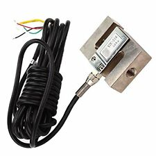 Waterproof S Type Beam Load Cell Scale Sensor Weighting Sensor 50kg With Cable