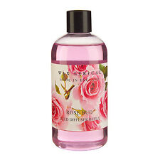 Wax Lyrical Made in England Rose Bud 250ml Reed Diffuser Refill Oil NEW