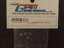 XMODS MINI Z GPM ALLOY WHEEL NUTS 2MM MZ002L TITANIUM GRAY NEW ALUMINUM*