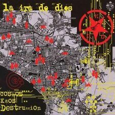 LA IRA DE DIOS: Cosmos Kaos Destruccion (2008); World in Sound WIS-3501; FOC LP