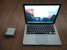 Apple MacBook Pro 13 Retina (October, 2013) (Latest Model) El Capitan Office11