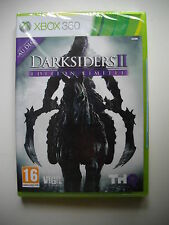 24893 // DARKSIDERS II 2 EDITION LIMITEE POUR XBOX 360 NEUF SOUS BLISTER