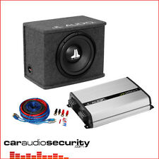 "JL Audio JX250.1 wx-cs110v2 10 ""BASS pacchetto SUBWOOFER AMPLIFICATORE AFFARE 200 WATT"