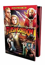 The Complete Adventures of Flash Gordon: Classic TV Series Box / DVD Set NEW!