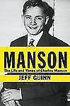 Manson: The Life and Times of Charles Manson (Thorndike Press Large Pr-ExLibrary