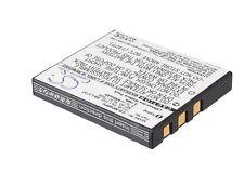 Premium Battery for PENTAX Optio T10, Optio Svi, Optio L20, Optio S5i, Optio S6