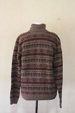 Kit Karson Wolle Pullover Herren Gr.L/XL,sehr guter Zustand
