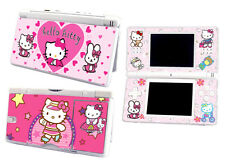Hello kitty Ds Lite Vinyl Sticker Skins For Kids NDSL Decal Case Cover 01