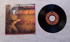 "DISQUE VINYL 45T 7"" SP/ RANDY CALIFORNIA ""RUN TO YOUR LOVER"" 1985 PROMO ROCK"