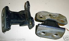 Hyundai Coupe MK2 2002 1.6 - Blue Drivers Side Door Hinges - Right